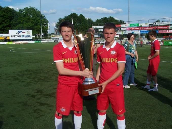 Komoly lehetőséget kap a PSV magyar tehetsége