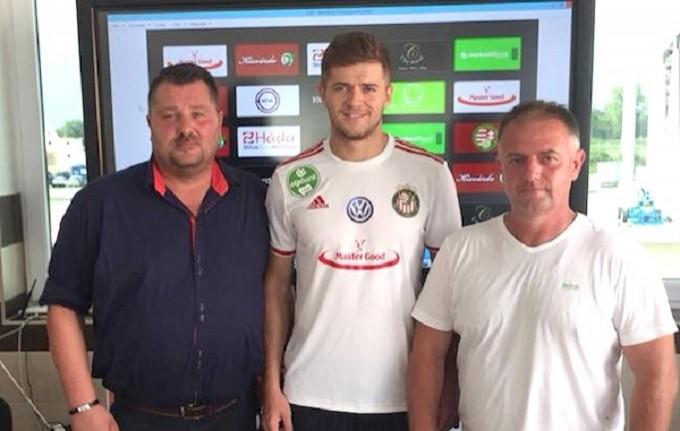 Újabb külföldi játékost igazolt a Kisvárda