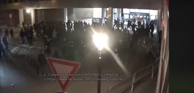 Szlovákia-Magyarország: kőkemény rendőri intézkedések – videó