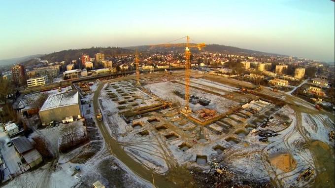 Végeztek a diósgyőri stadion bontásával – képgaléria