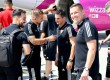 Így utazott a DVSC az AS Roma elleni meccsre - videó