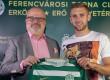 Újabb külföldi futballistával erősített a Fradi